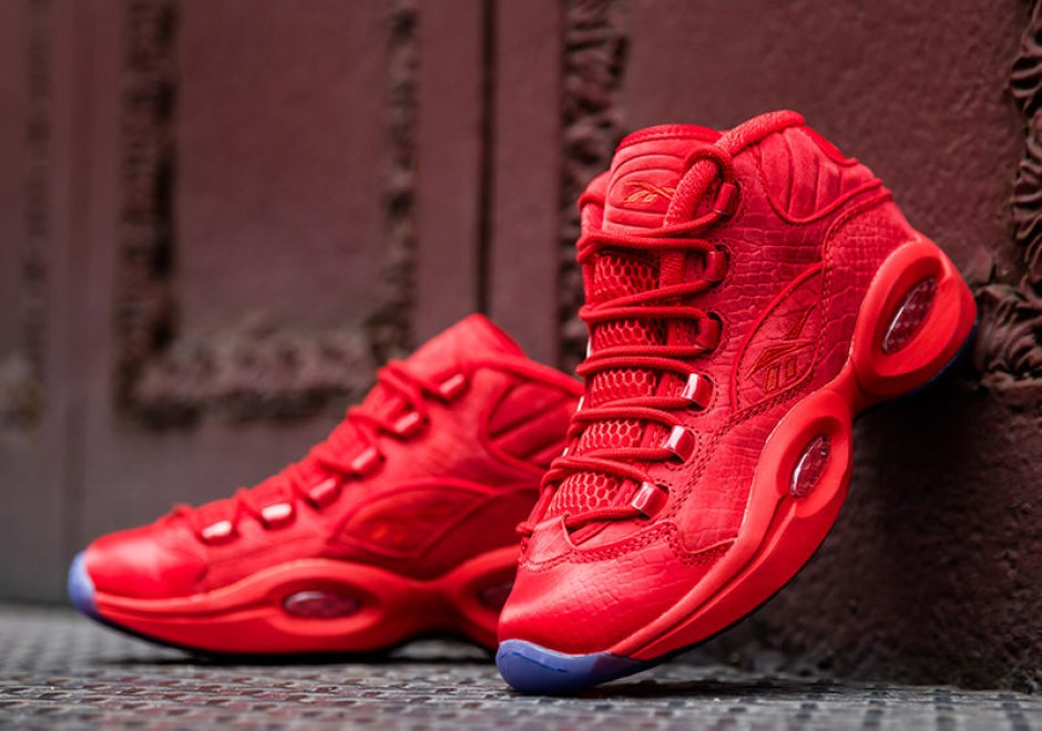 6899a11bca15 Teyana Taylor s Reebok Question Collaboration Finally Set to Release ...