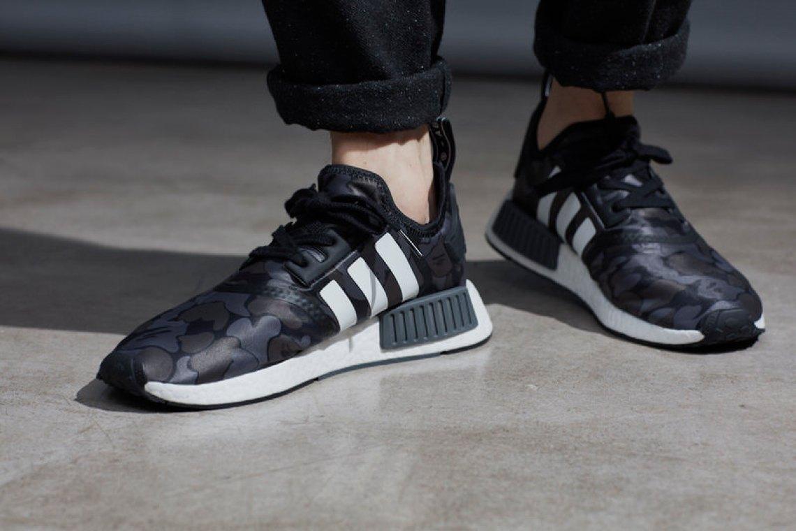 Adidas Officially Announces BAPE x NMD s and Apparel Collection ... 9ccb499ea