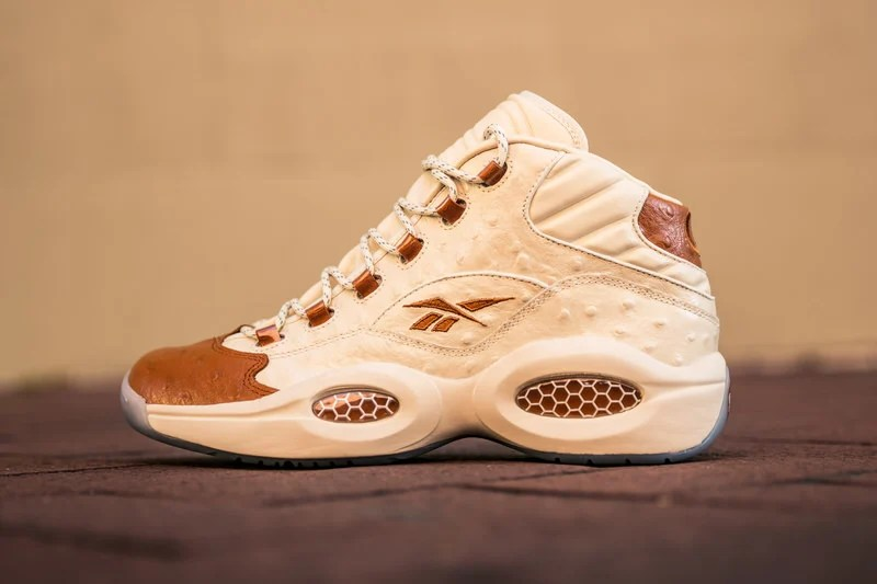 792d66ce962 Sneakersnstuff x Reebok Question Mid Lux Launches this Friday