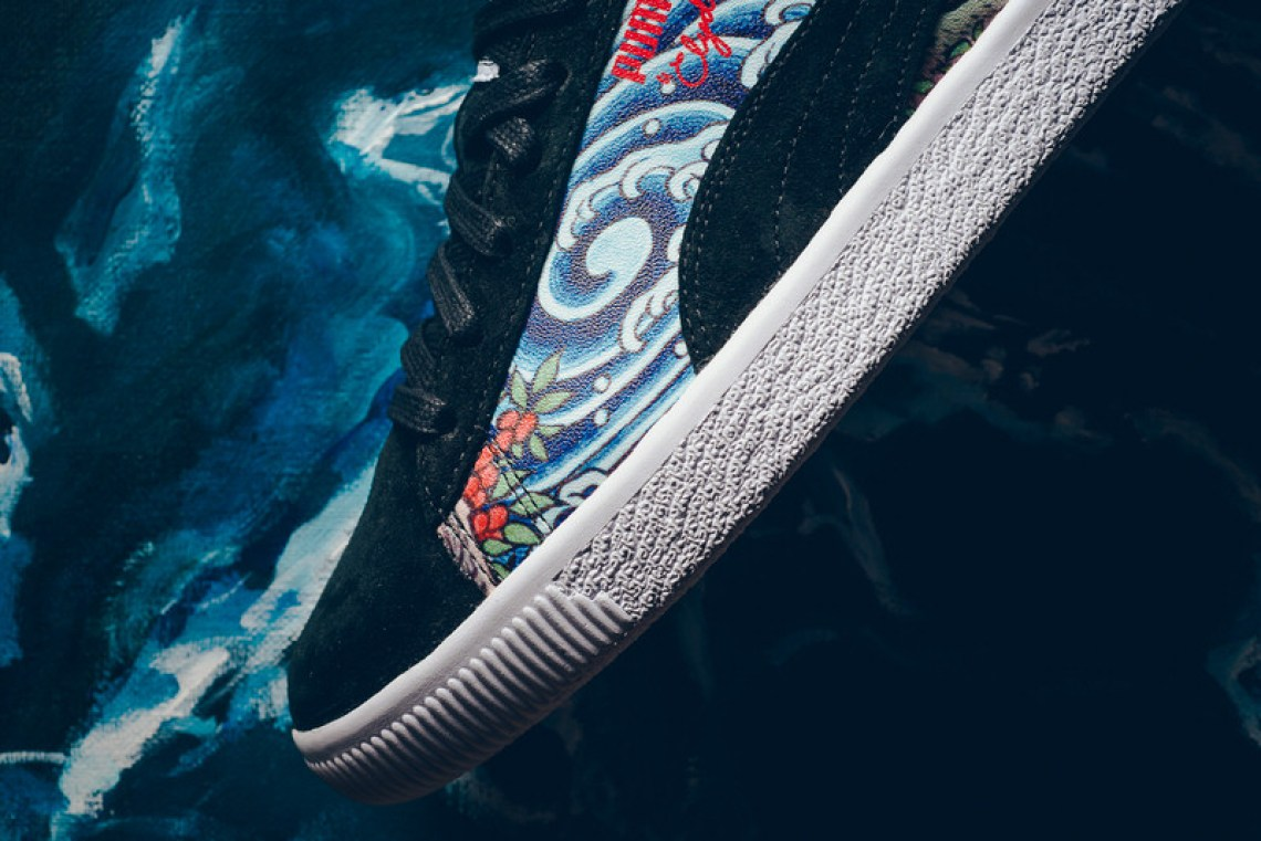 new product d18f2 8f223 atmos x PUMA Clyde