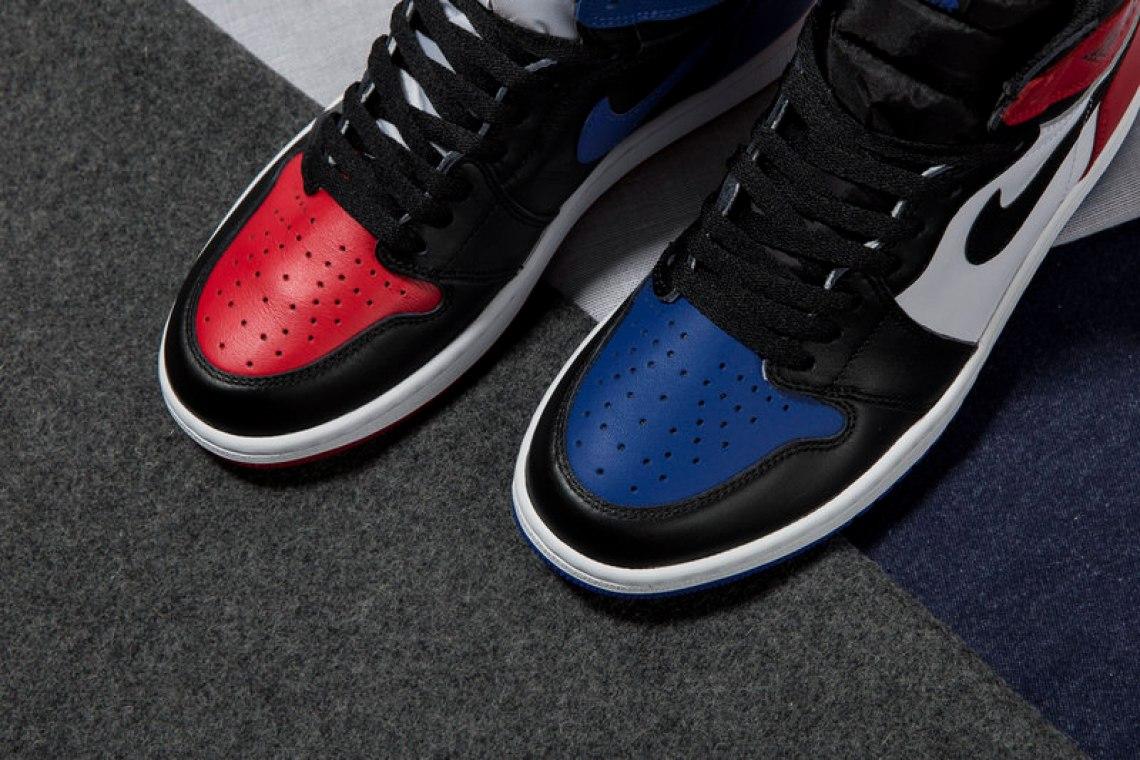 """Air Jordan 1 """"Top Three"""""""