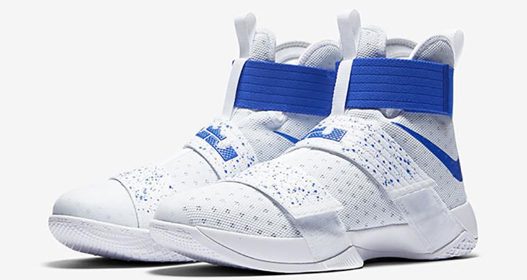 big sale b0ef3 4569f Nike LeBron Soldier 10