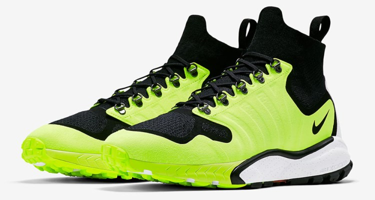 "Nike Zoom Talaria Flyknit Mid ""Neon"""