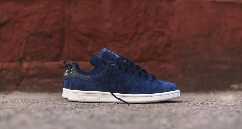 """free shipping 6ed9d d29d9 adidas Stan Smith """"Blue Suede""""    Available Now"""