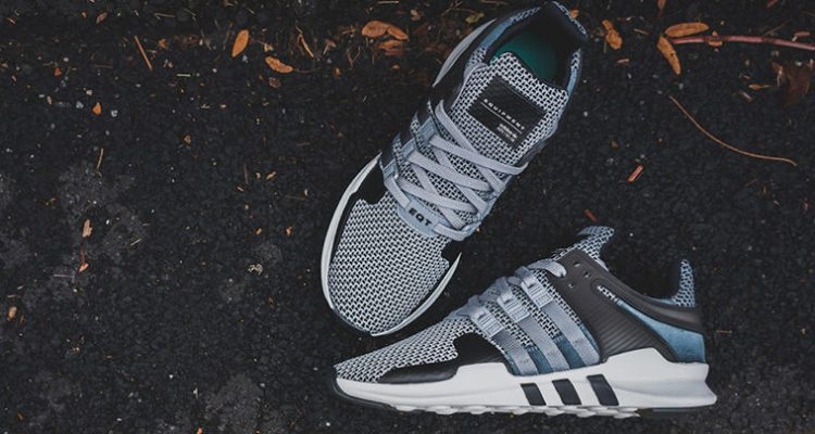 adidas EQT Support ADV 91-16 Grey/Core Black
