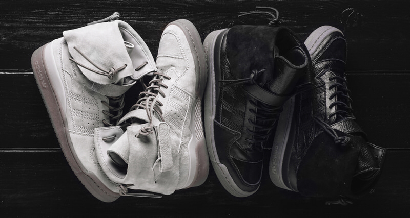 """cheap for discount 31c50 2e4a0 adidas Forum Hi """"Moc"""" Pack Launches Tonight"""