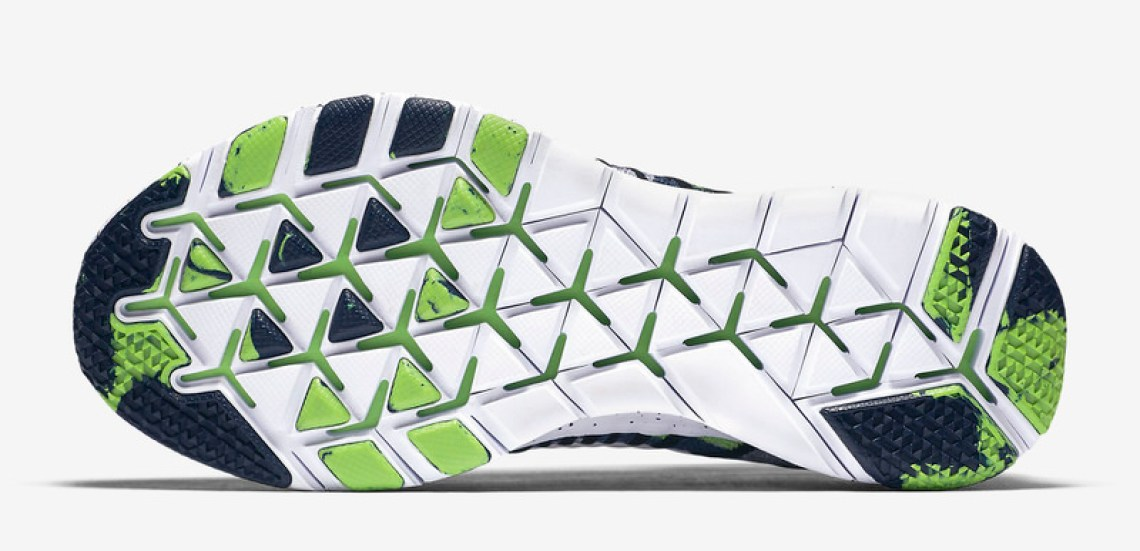 1eabff368d6 Russell Wilson Joins with Nike for Free Train Force Flyknit ...