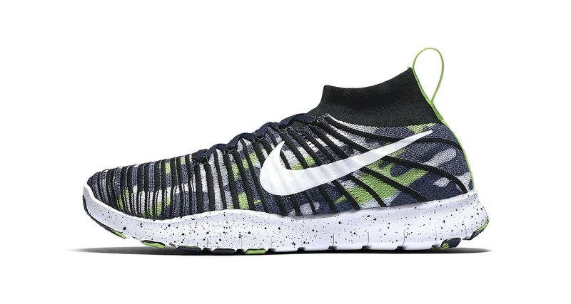 """cf5f0ca40bc Russell Wilson Joins with Nike for Free Train Force Flyknit """"Dangeruss"""""""