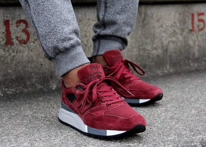 """Concepts x New Balance 998 """"College Rivalry"""""""