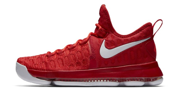 "Nike KD 9 ""Varsity Red"""