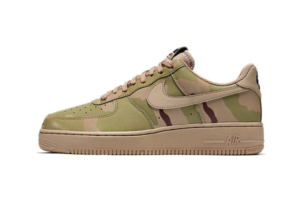best sneakers 21431 37f02 ... Nike Air Force 1 Low  NIKE SF AIR FORCE 1 DESERT CAMO ...