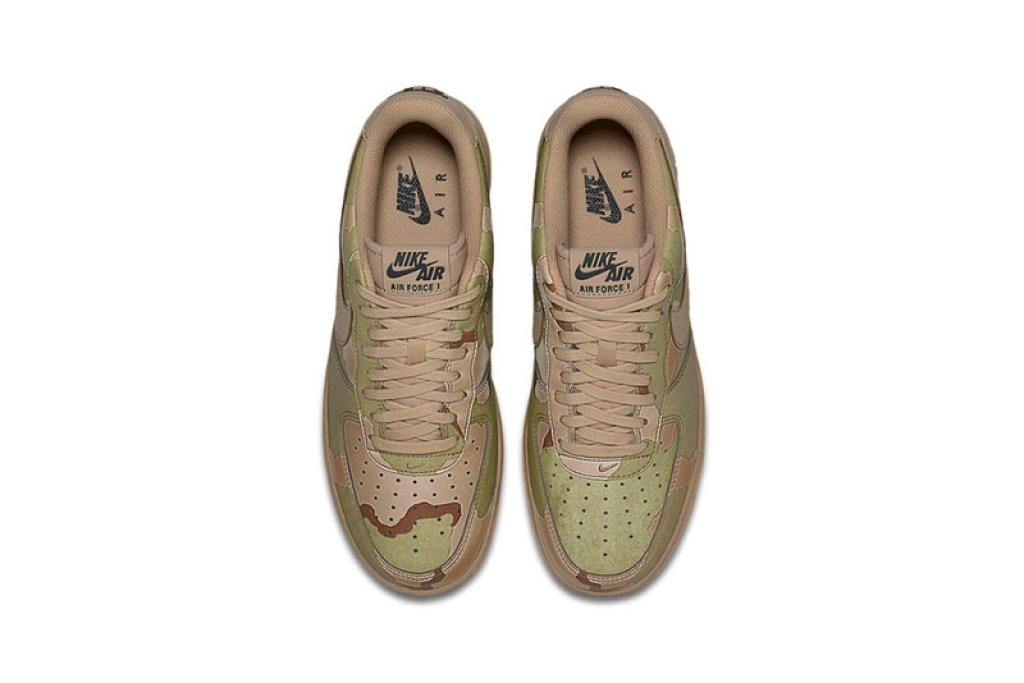 """brand new 62dc9 2731b Camo"""" Nike Air Force 1 Low ..."""