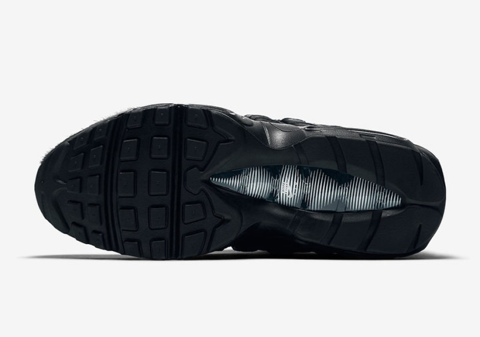 "Nike WMNS Air Max 95 ""Triple Black"""
