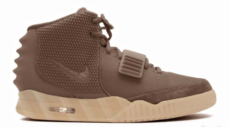 "Nike Air Yeezy 2 ""Light Brown"""