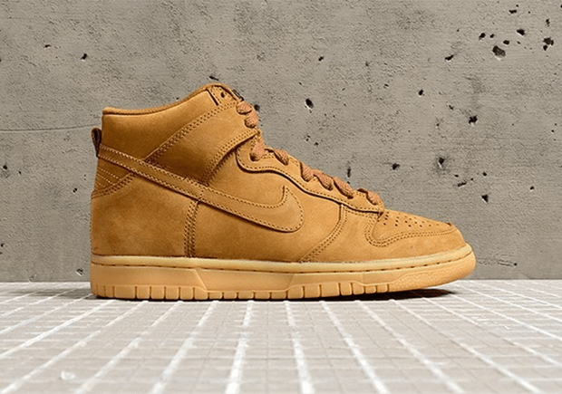 "Nike Dunk High GS ""Wheat"""