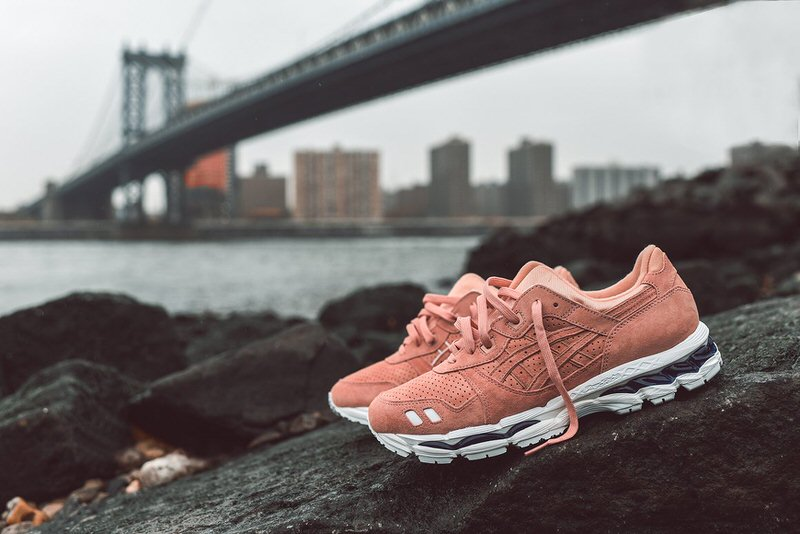 ronnie fieg x asics legends day