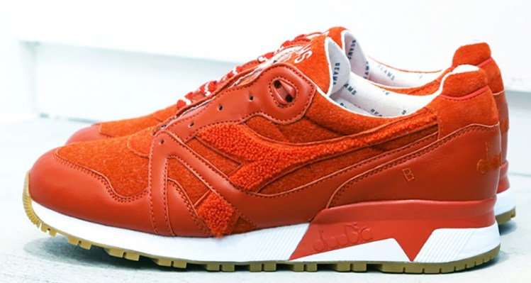 BEAMS x Diadora N9000