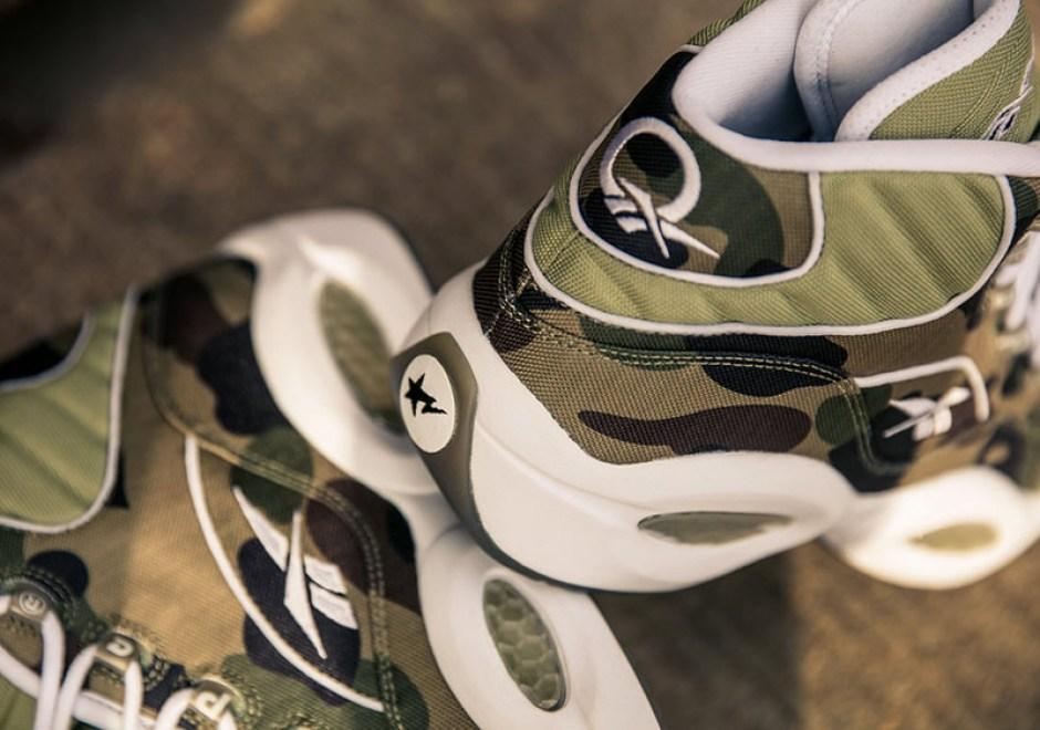 3d855b4588604 BAPE x mita sneakers x Reebok Question