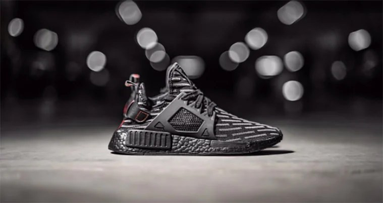 "adidas NMD XR1 ""Triple Black"""