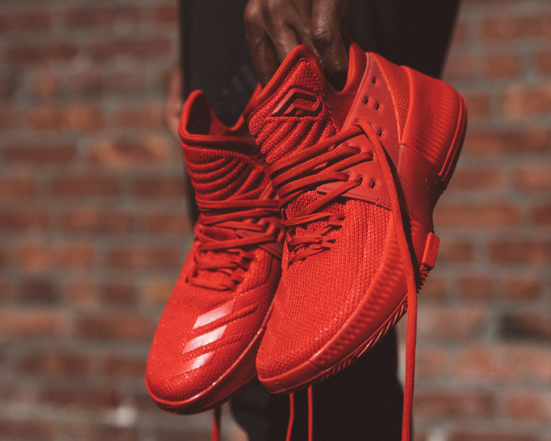 new arrival 185e4 6dfb6 adidas Dame 3 Officially Unveiled