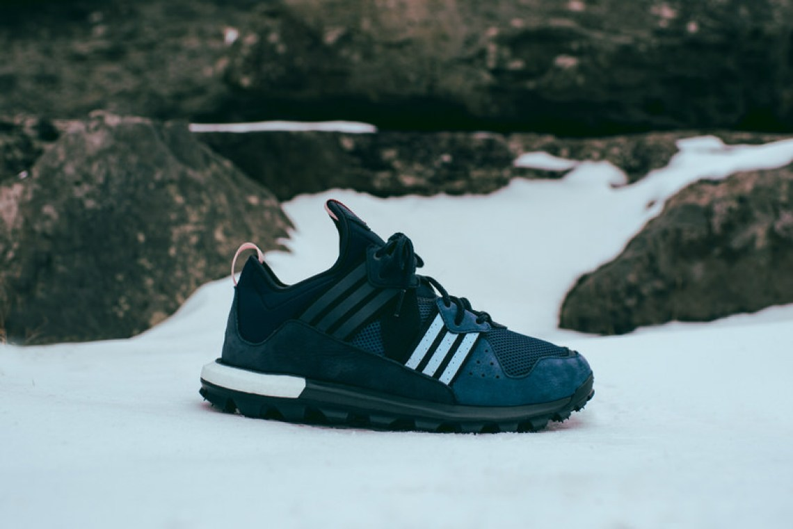 61576f7a7ab36 adidas Ultra Boost Mid and Response Trail Boost Highlight Kith s ...