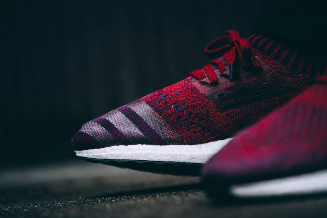 "adidas Ultra Boost Uncaged ""Mystery Red"""