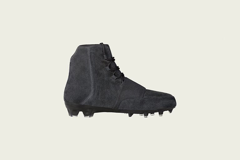 271d3b62233 adidas Debuts Yeezy 750 Cleat in Black