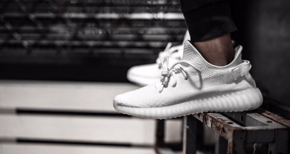 "adidas Yeezy Boost 350 V2 ""Triple White"""