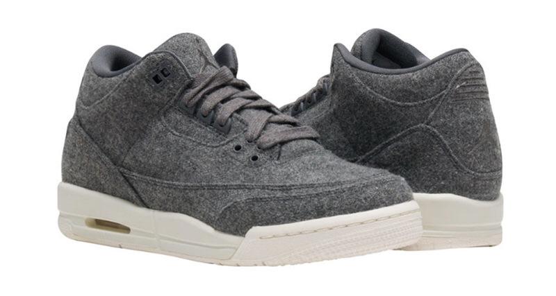 "Air Jordan 3 ""Wool"""