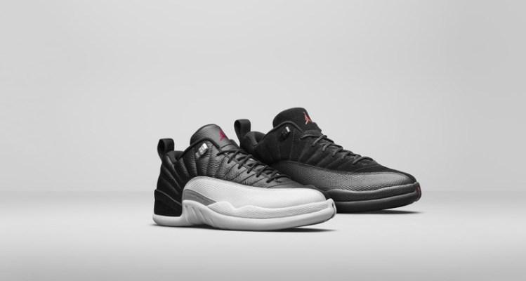 Air Jordan 12 Lows
