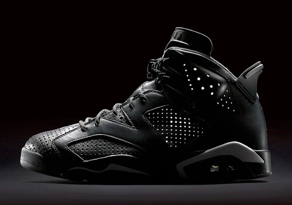 "c20f8d4ea04d56 Air Jordan 6 ""Black Cat"" Air Jordan 6"