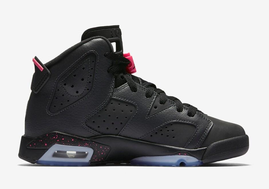 """Air Jordan 6 GS """"Hyper Pink"""""""