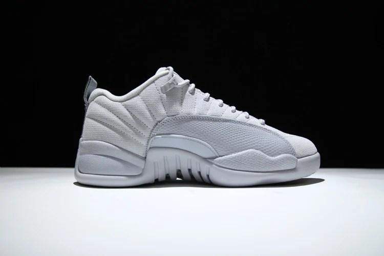air jordans low top grey