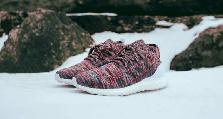 Is This Kith x adidas Ultra Boost Mid