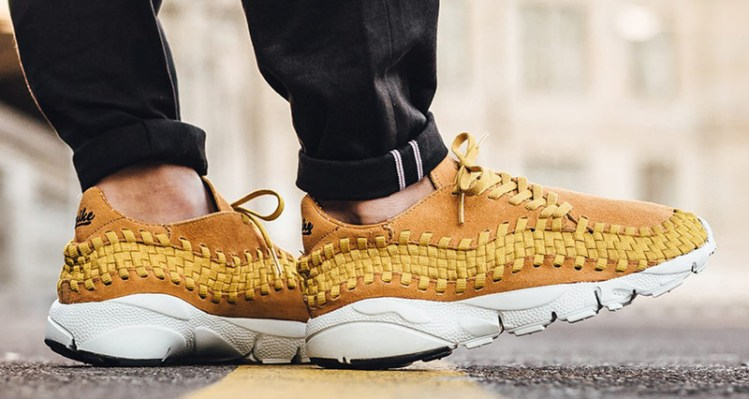 the best attitude fb310 7bd35 Nike Air Footscape Woven