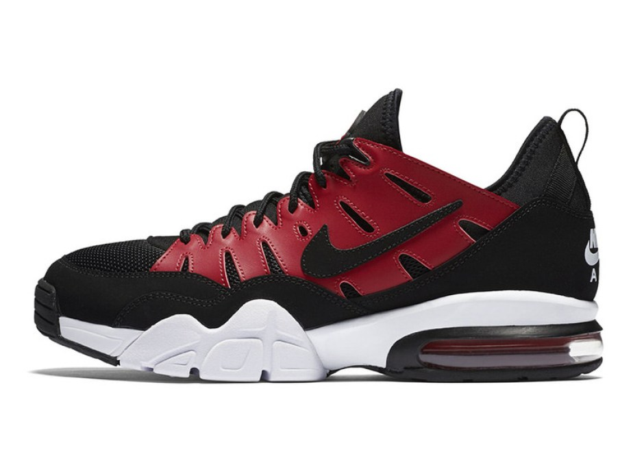 Nike Air Trainer Max 94 Low Black/Red
