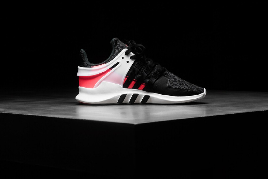 "adidas EQT Support ADV ""Turbo Red"""