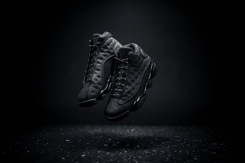 "the best attitude 0f4ad 723ab Where to Buy the Air Jordan 13 ""Black Cat"""