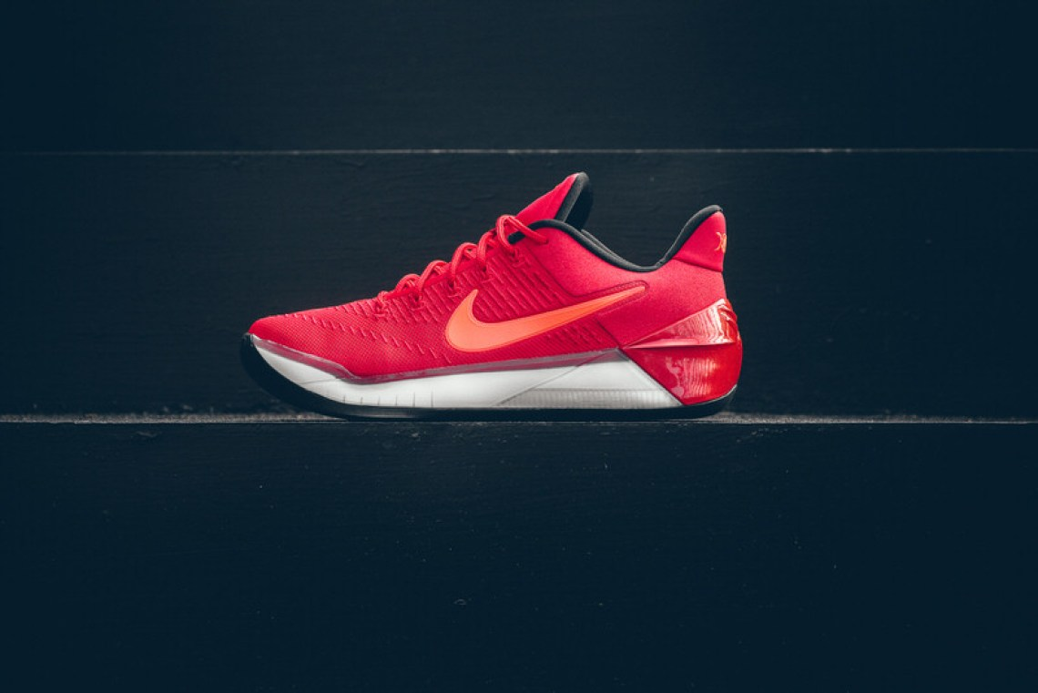 "Nike Kobe A.D. ""University Red"""