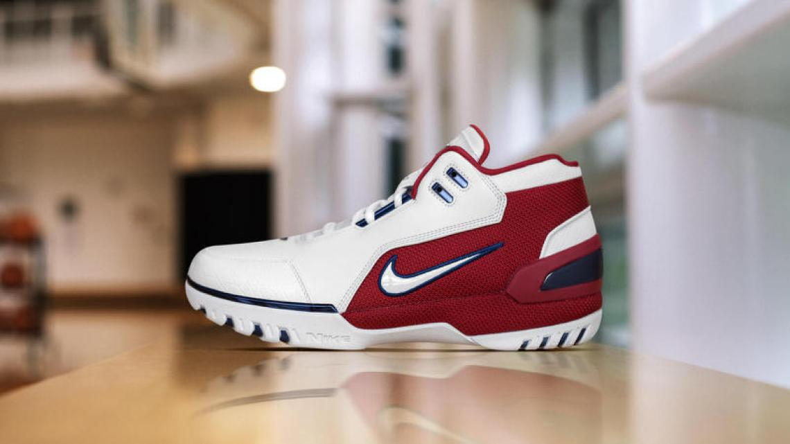 "Nike Air Zoom Generation ""First Game"""