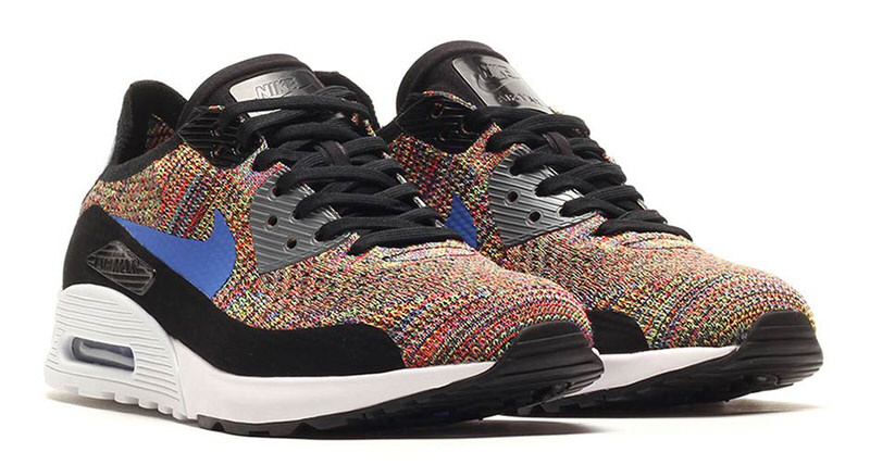 check out 1b3d4 5ee1c Nike Air Max 90 Flyknit 2.0