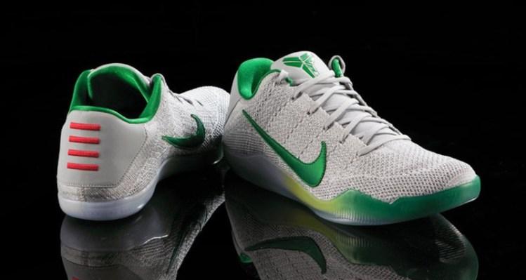 "Nike Kobe 11 ""Oregon Ducks"" PE"