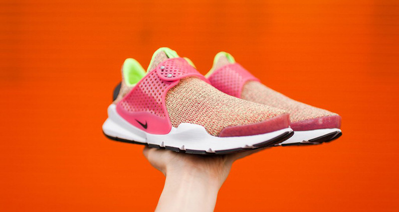new product 6bee7 514b9 Nike Sock Dart Gets Colorful with New Women's Iteration ...