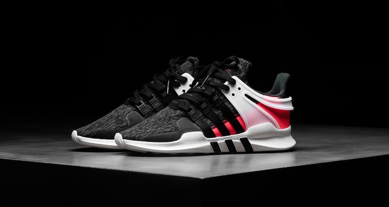 adidas eqt support adv  u0026quot turbo red u0026quot  lands tomorrow
