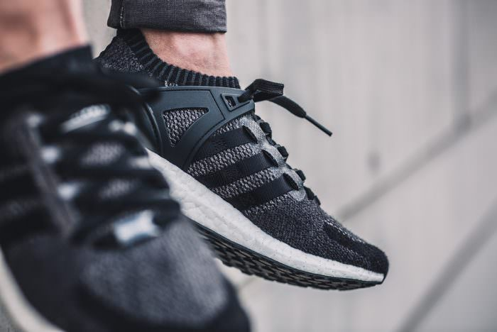 "adidas EQT Support Ultra Primeknit ""Core Black"""