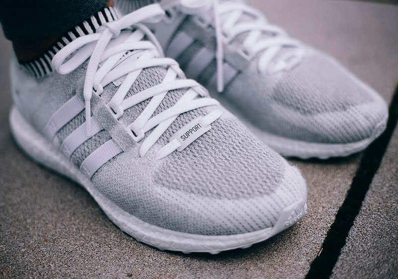 adidas EQT Support Ultra Primeknit (Vintage White) Sneaker
