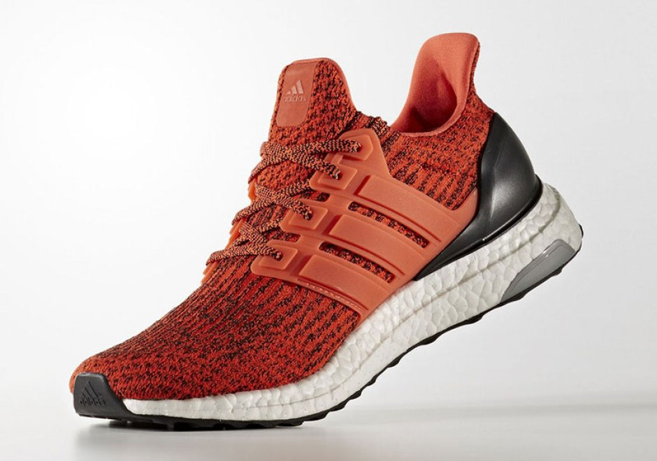 adidas ultra boost 3 0 quot energy red quot drops next month