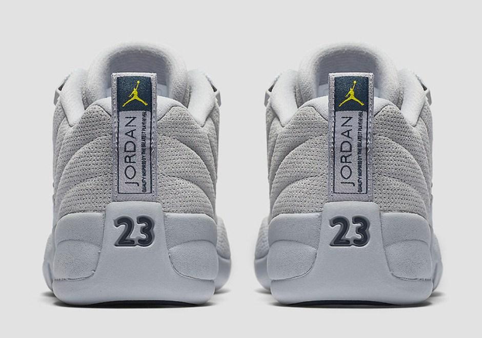 """Air Jordan 12 Low """"Wolf Grey"""""""