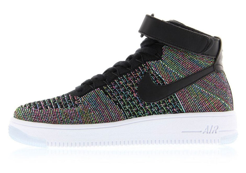 newest collection 2db4a baccc ... Nike Air Force 1 Mid Ultra Flyknit