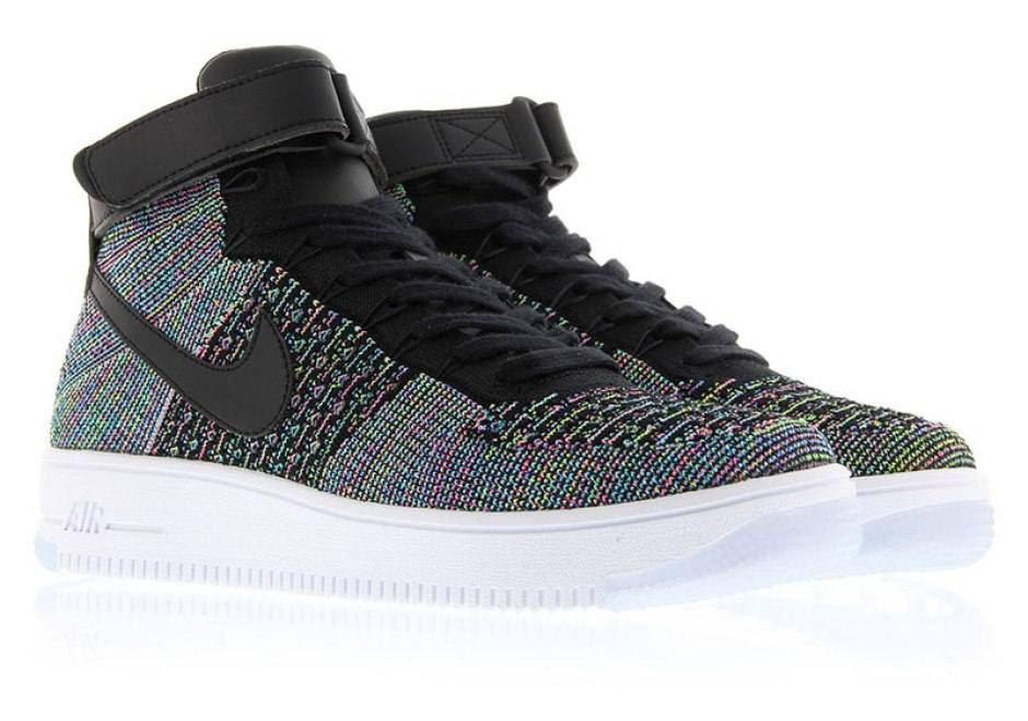 cheap for discount 8e4f5 64788 Nike Air Force 1 Mid Ultra Flyknit